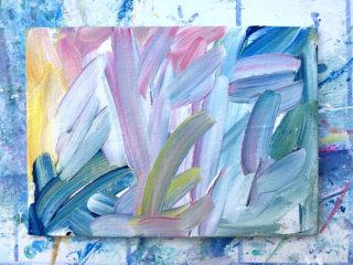 Zarina Keyani - Contemporary Abstract Painting