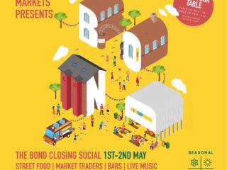 The Bond Closing Social