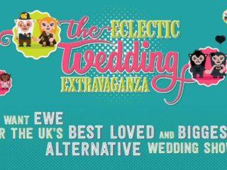 The Eclectic Wedding Extravaganza- Alternative Wedding Fair - EWE