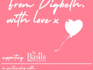 Digbeth is sharing the love this Valentine's day with their From Digbeth with Love campaign!
